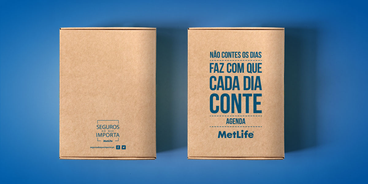 Packaging MetLife